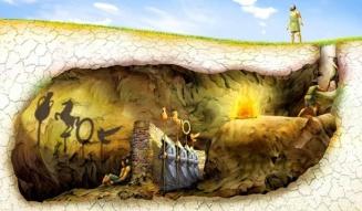 Mito Caverna por Platão