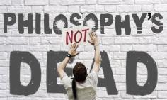 Philosophy is not dead