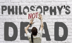 Philosophy is not dead